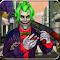 Real joker Clown Attack:Crime City Gangster Squad file APK Free for PC, smart TV Download