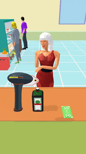 Cashier 3D apktram screenshots 1