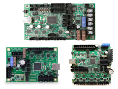 Ultimachine 3D Printer Controller Boards