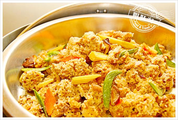 蓮潭國際會館中式自助餐