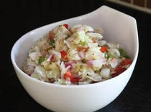 Light  Summer Slaw