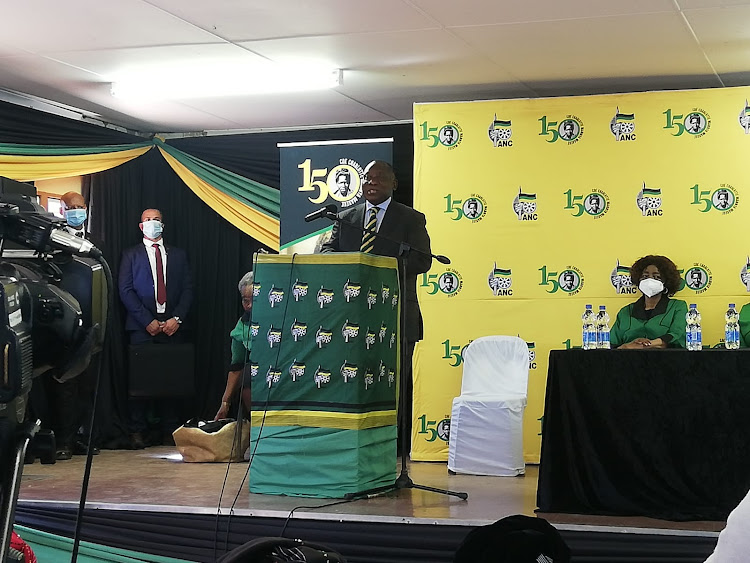 While addressing a 150th anniversary event for struggle icon Charlotte Maxeke in Fort Beaufort on Wednesday, ANC President Cyril Ramaphosa vowed to act against officials implicated in wrongdoing
