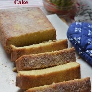 Apple Cider Vinegar Cake Recipes