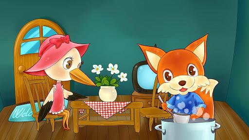 Kila: The Fox and the Stork