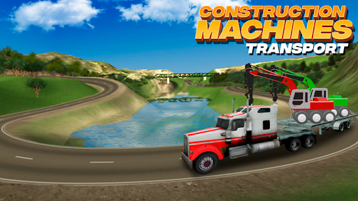 Extreme Transport Construction Machines 1.0 screenshots 6