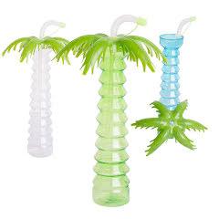 Sugrörsflaska, Palm