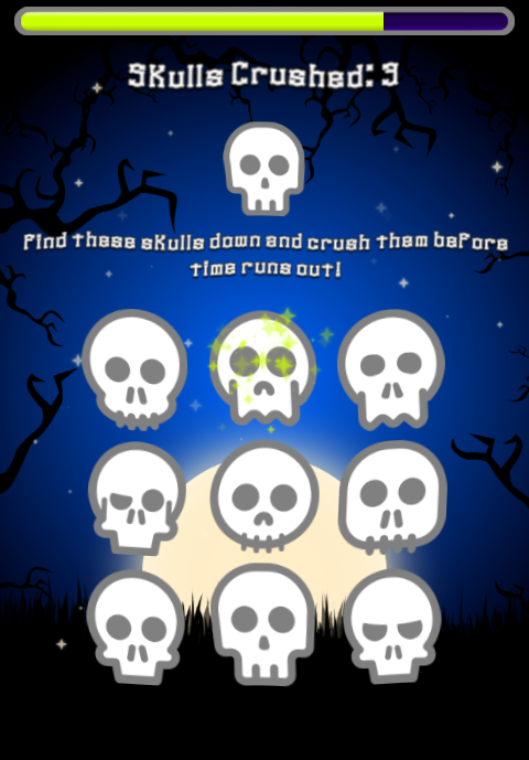 Skull Crusher- screenshot