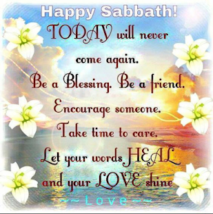 Happy sabbath quotes apps on google play screenshot image m4hsunfo