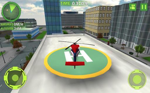 救护直升机模拟器