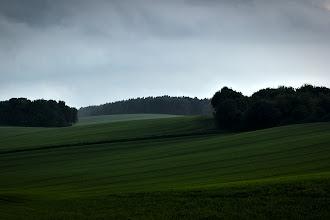 Photo: Vor dem Sonnenschein