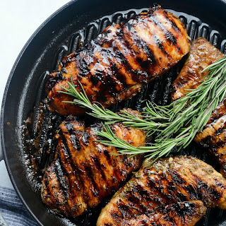Balsamic Rosemary Grilled Chicken Recipe