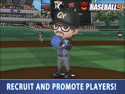 BASEBALL 9 MOD Apk 1.3.5 (Unlimited Gems/Coins/Energy) 10