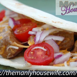 Curry Steak Tacos