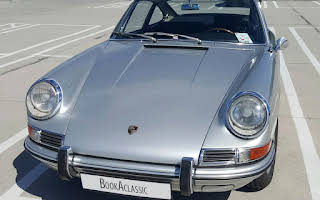 Porsche 912 Rent Örebro