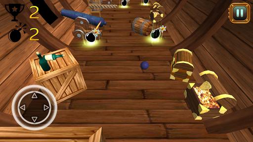 Pirate Ship Cannon Ball Run 3D
