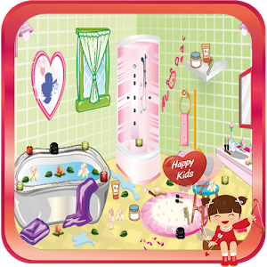 Clean up and Home Design Game for PC and MAC