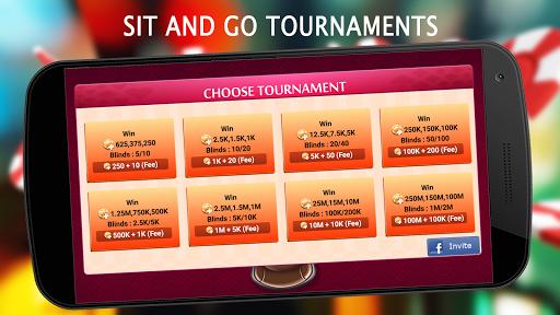 Texas HoldEm Poker FREE - Live 14.6 Mod screenshots 4