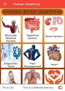 Download Human Anatomy For PC Windows and Mac apk screenshot 1
