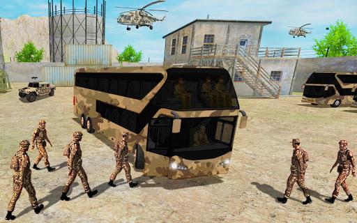 Army Bus Simulator 2020: Bus Driving Games android2mod screenshots 3
