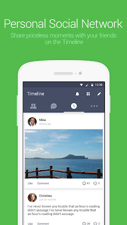 LINE: Free Calls & Messages 5.2.5 screenshot 10293