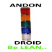 ANDON DROID-LEAN MANUFACTURING