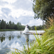 Wedding photographer Dasha Antipina (FotoDaA). Photo of 07.09.2016