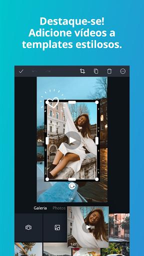 Canva: Editor de Foto, Montagem Video, Logo Design Screen Shot