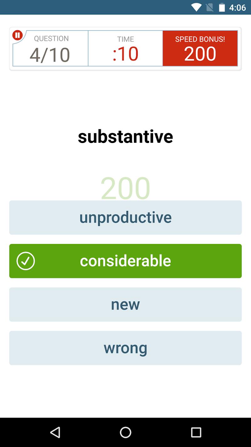 Dictionary - M-W Premium Screenshot 5
