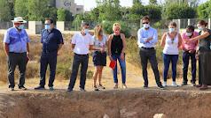 Trabajos de investigación, excavación arqueológica y actuaciones de conservación y restauración de los restos ubicados en Ciavieja.