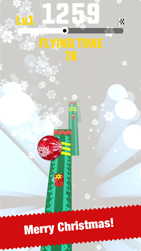 Falling Ball Android App Screenshot