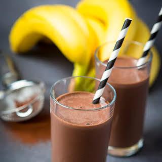 Chocolate Banana Shake Without Ice Cream Recipes.