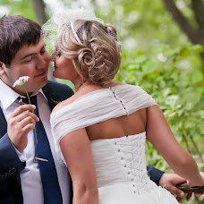 Wedding photographer Kirill Nezhdanov (nkirill61). Photo of 15.08.2016