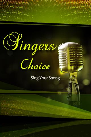 Singers Choice