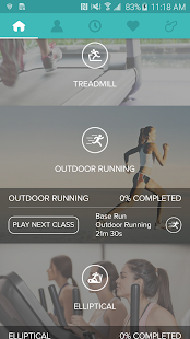 Aaptiv: #1 Audio Fitness App- screenshot thumbnail