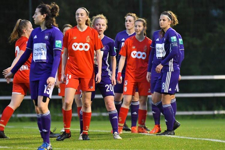 📷 🎥 Zo won Standard van RSC Anderlecht in de Clasico voor vrouwen