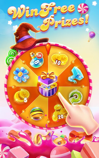 Candy Charming - 2019 Match 3 Puzzle Free Games for Android apk 13