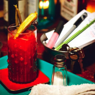 True Blood's Bon Temps Bloody Mary.