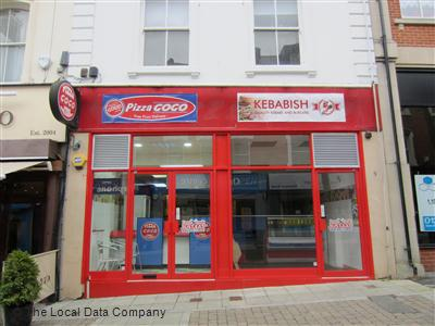 Pizza Gogo On Union Street Fast Food Takeaway In Town