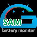 GSam Battery Monitor Pro icon