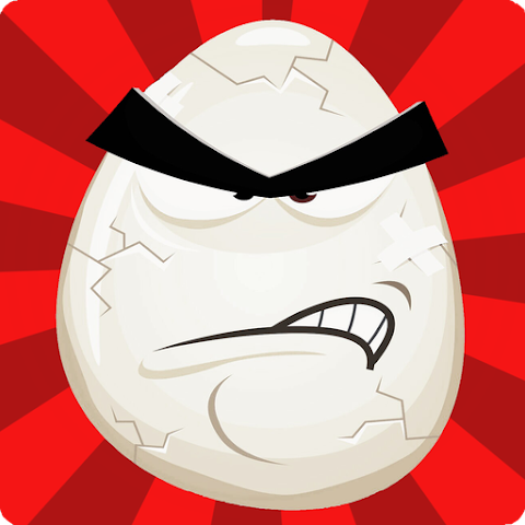 android Candy with Angry Egg Screenshot 0