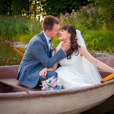 Wedding photographer Mark Kuleshov (elfar). Photo of 17.10.2018