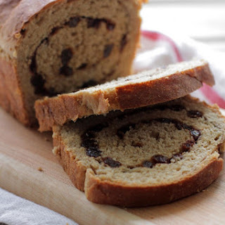 Soaked Whole Wheat & Cinnamon Raisin Bread.