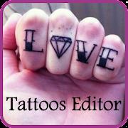 Tattoo Design App Photo Editor