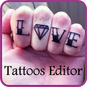 Tattoo Design App Photo Editor