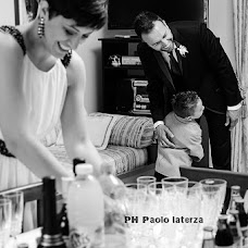 Wedding photographer Paolo Laterza (paololaterza). Photo of 17.02.2017