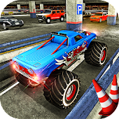Multistory Monster Truck Park