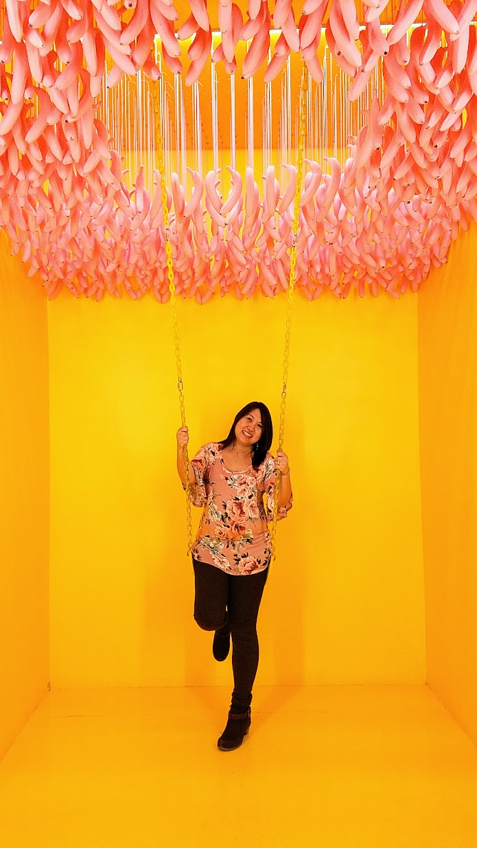 Museum of Ice Cream in San Francisco, Swing Stations