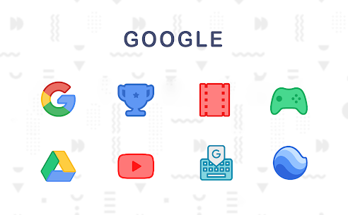 Duo Icon Pack (MOD, Paid) v2.8.0 3