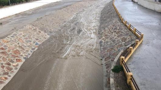 Albox, segunda localidad española donde más ha llovido esta madrugada