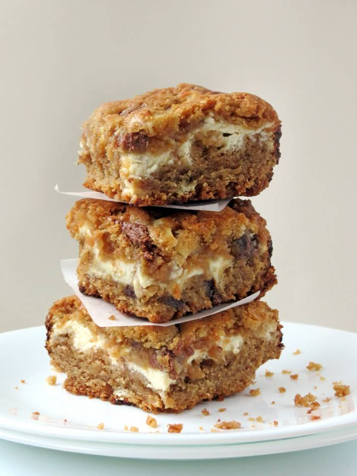 Cream Cheese Lemon Cookie Bars - Made From Pinterest |Cream Cheese Cookie Bars